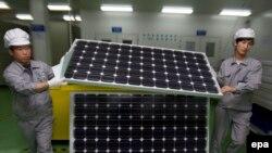 Доля китайских компаний в сегменте фотоэлектрических панелей рынка ЕС достигла 80%