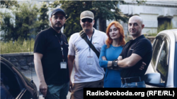 Знімальна група програми «Схеми»
