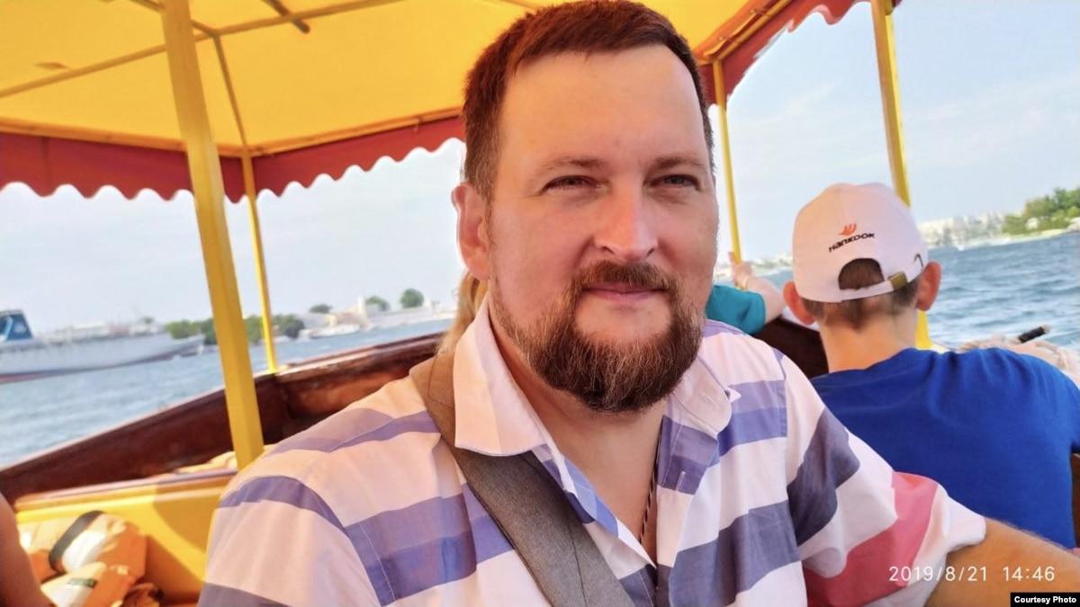 Защита обжаловала арест симферопольца Кашука в анексованому Крыму