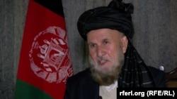 حاجی دین محمد، معاون شورای عالی مصالحه ملی افغانستان