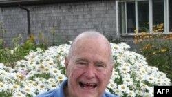 George Bush i vjetri