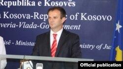 Заменик премиерот на Косово Хајредин Кучи