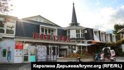 Исторический центр Гурзуфа