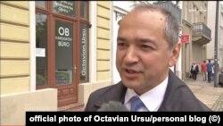 Octavian Ursu, noul primar al orașului Görlitz din Germania