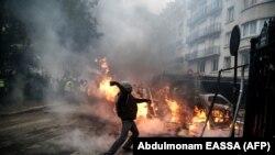 Protestat e dhunshme të 1 dhjetorit