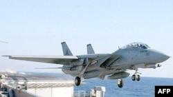 آمریکا، آخرین جنگنده های اف ۱۴ را سال گذشته از رده خارج کرد.