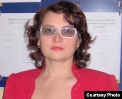 Оксана Тарабукина, «Қайсар» қоғамдық қорының басшысы. Теміртау.