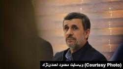 Iran's former conservative president Mahmoud Ahmadinejad. File photo
