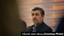 Former Iranian President Mahmoud Ahmadinejad. File photo