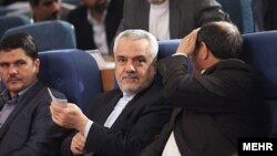 محمدرضا رحیمی، معاون اول رییسجمهوری ایران.