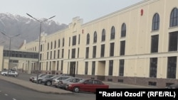 """Бозори """"Кушониён"""" дар Душанбе"""