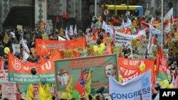 تظاهرات روز شنبه در دوبلین