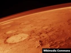 Сынауның ерак максаты -- Марс планетасы