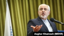 Iranian foreign minister Mohammad Javad Zarif - File photo