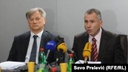 Dejan Mijović i Žarko Rakčević