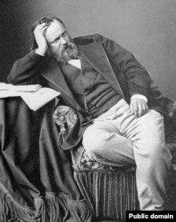 Орус ойчулу Александр Иванович Герцен (1812—1870).