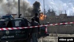 Кабулдагы чабуул