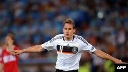 آلمان با پیروزی بر ترکیه به فینال راه یافت.(عکس: AFP)