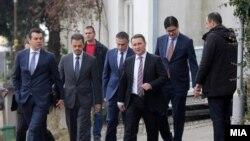 Рано е за изјави од Пржино, сега одам да отворам нова фабрика, рече Груевски.