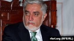 Afghanistan -- CEO Afghanistan Abdullah Abdullah نست رسانه یی عبدالله عبدالله 02.May.2017