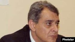 Հայ ազգային կոնգրեսի ղեկավար անդամ Դավիթ Շահնազարյանը: