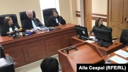 Complet al Curţii de Apel Chişinău. 21 iunie 2018