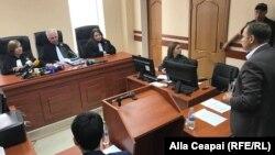 Magistraţi de la Curtea de Apel Chişinău