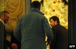 Участники переговоров в Минске