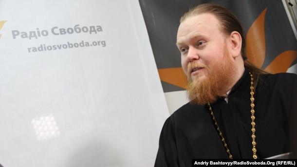 Речник Київської патріархії Євстратій Зоря