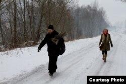 """Кадр из фильма Василия Сигарева """"Жить"""""""