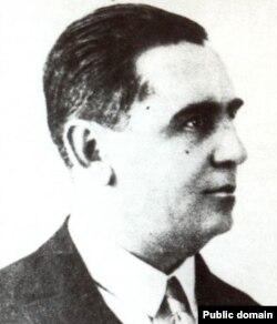Daniel Ciugureanu (Foto: Centrul de Cultură și Istorie Militară, Chișinău)