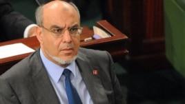 Outgoing Tunisian Prime Minister Hamadi Jebali