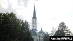 Уфаның Тукай урамындагы тарихи җәмигы
