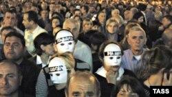 День выборов. Тбилиси, 22 мая