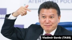 Kirsan Ilyumzhinov, the president of chess's world governing body, is an eccentric millionaire who ruled a Russian region with an iron fist. He's also known for changing assertions about the game's origins.