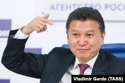 Кирсан Илюмжанов