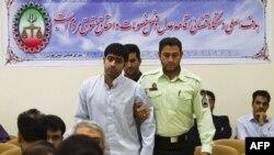 Обвинетиот Махид Џамали Фаши