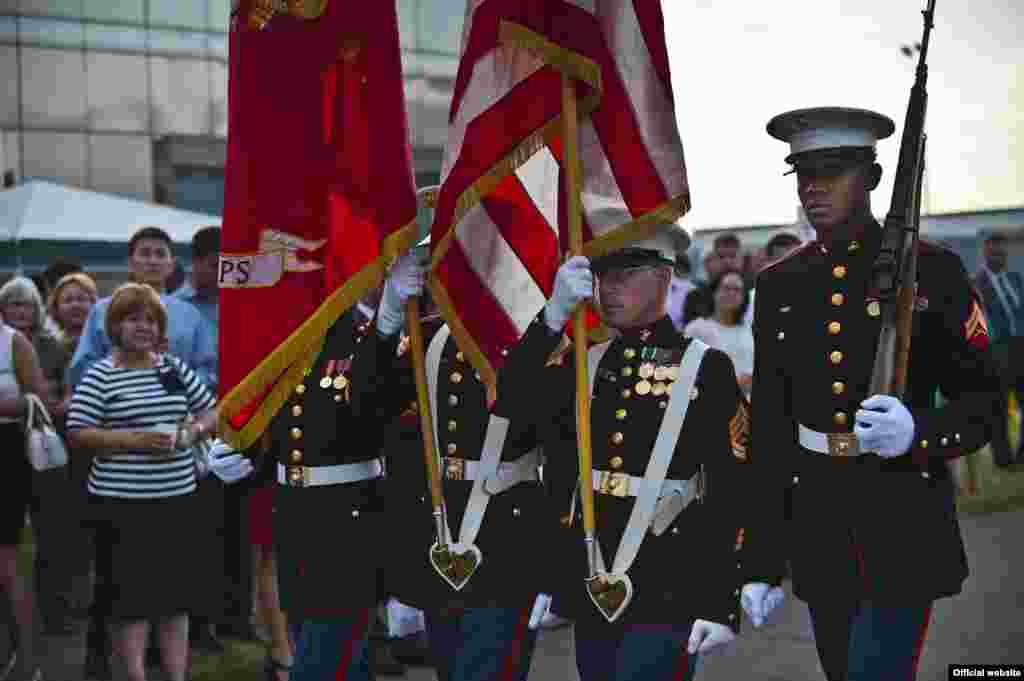 День Независимости США в Бишкеке