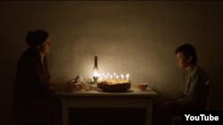 Кадр из фильма «Раненый ангел» режиссера Эмира Байгазина.