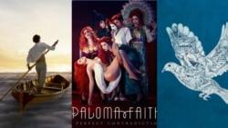 برديا افشين: پرفروشترین آلبومهای سال ۲۰۱۴ در بریتانیا
