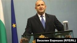 7 ноември 2019 г. Румен Радев се възползва от правото си да откаже веднъж да назначи избрания за главен прокурор Иван Гешев