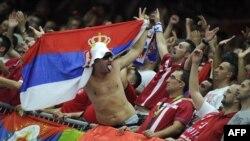 Сербські вболівальники
