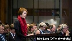 Заместитель министра иностранных дел Украины по вопросам европейской интеграцииЕлена Зеркаль