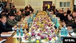 МДҲ Мудофаа вазирлари кенгашининг Душанбе шаҳридаги йиғилиши, 2009 йил, 10 ноябр.
