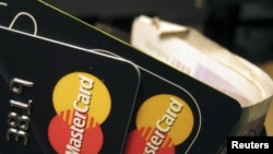 MasterCard was a target of the cyberattacks.