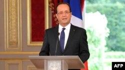 Presidenti francez, Fransua Holland