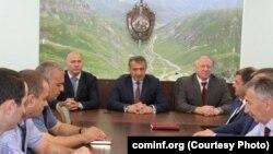 У принятой в Южной Осетии практики ставить во главе республиканского КГБ российских коллег – есть свои плюсы