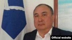 Мирлан Бегалиев.