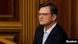 Dmytro Kuleba, Ukraine's foreign minister. FILE PHOTO