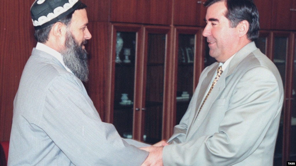 The Many Agents Of Tajikistan's Path To Peace